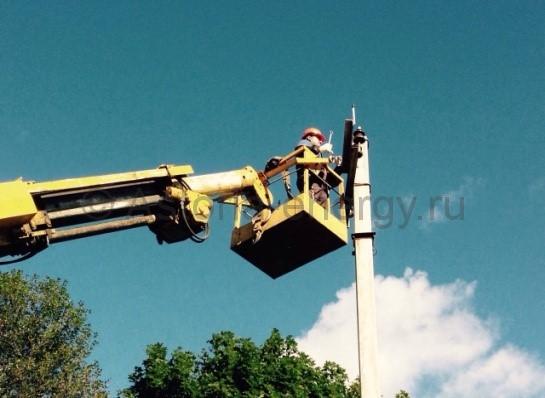 Линии электропередачи монтаж и установка